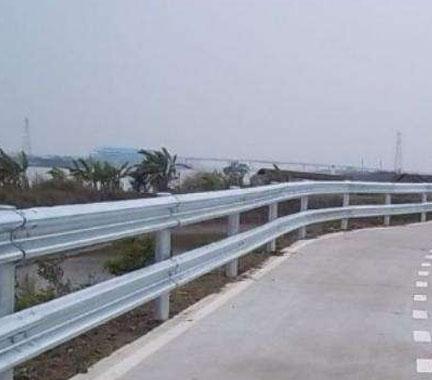 合川防撞护栏