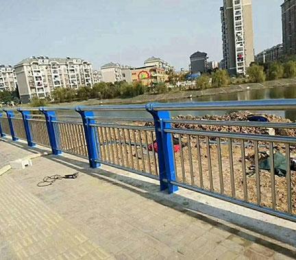 永川桥梁护栏