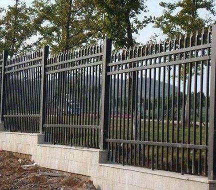 永川小区围墙护栏