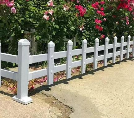 永川花坛护栏