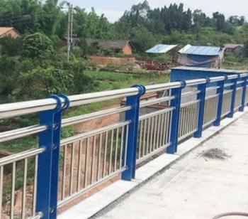 桥梁护栏定制
